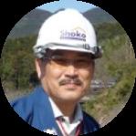 代表取締役 村松 一秀 顔写真